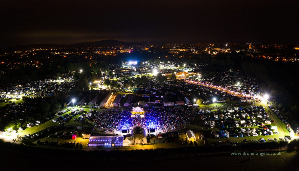 Shrewsbury Folk Festival 2021