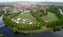 Shrewsbury kids festival 2017